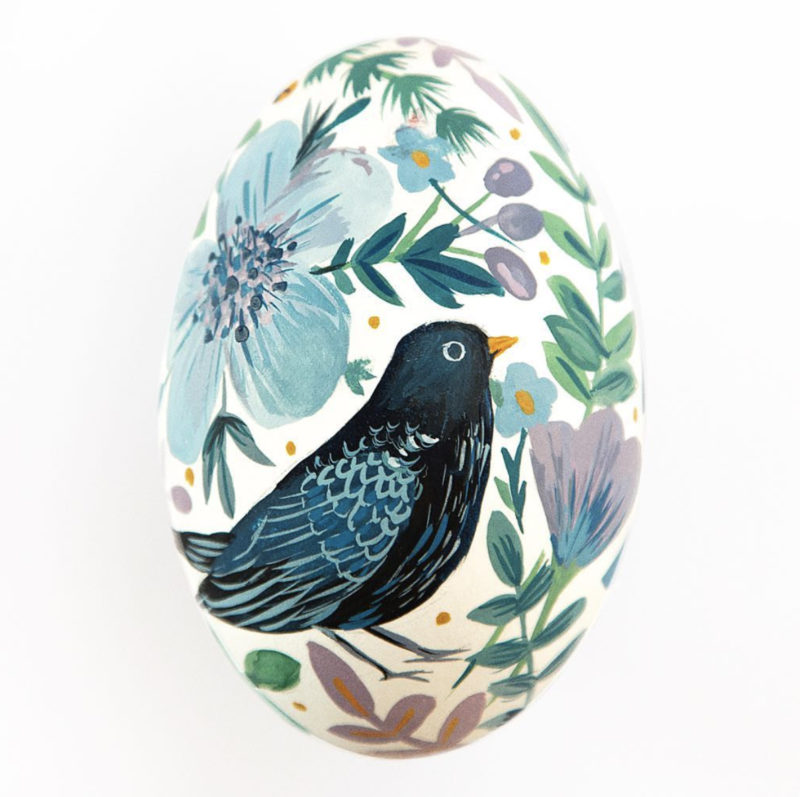 activities for people with dementia, egg painting, easter activities